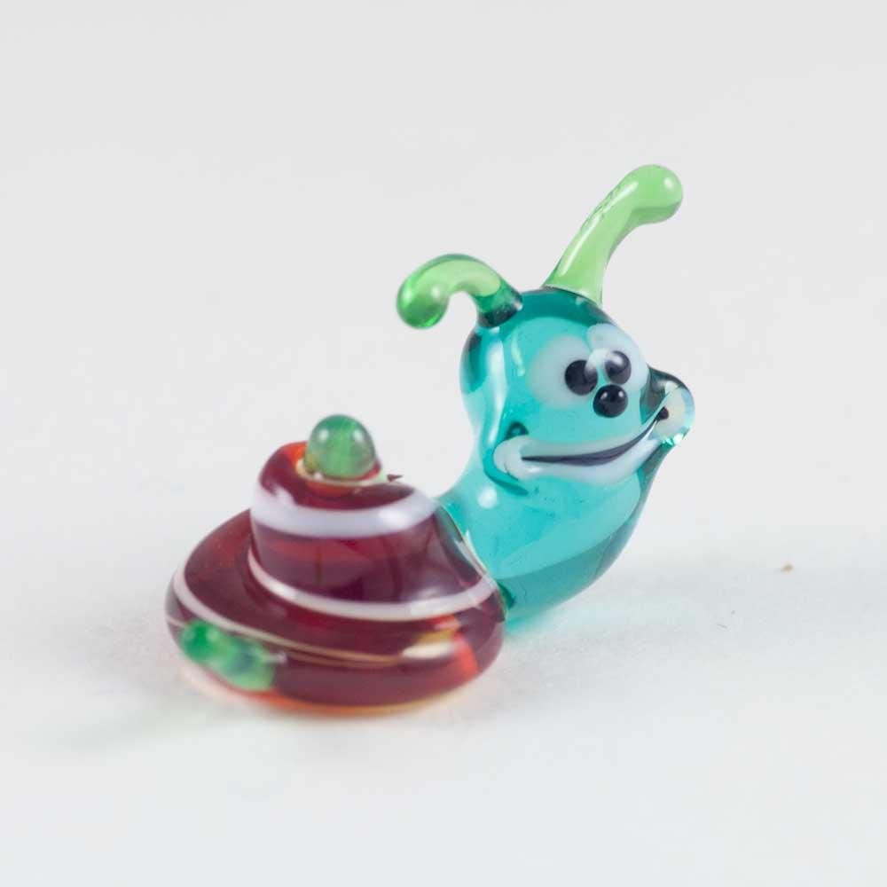 Mini Glass Snail