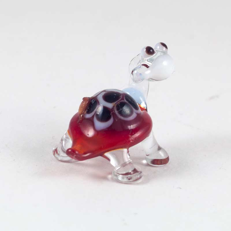 Glass Turtle Miniature