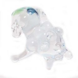 Glass Sheep Mini Figure, fig. 3