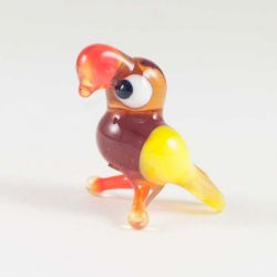 Tiny Glass Parrot, fig. 2