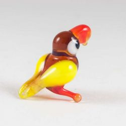 Tiny Glass Parrot, fig. 3